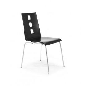 Cadeira ref 7183 Inox escovado
