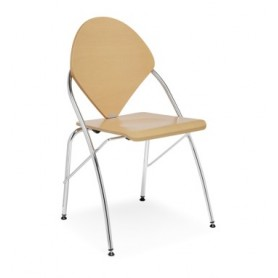 Cadeira ref 7206 cromada