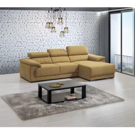 Sofa Luna Chaise-Longue  2 places Lourini