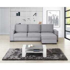 Sofá Riga Chaise-Longue  com cama Lourini