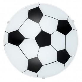 Plafon Juvenil JUNIOR 1 ref 87284 Bola Futebol Eglo