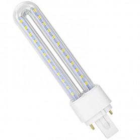 Lâmpada LED G24 PLC 2U 12W 6400K 1200LM