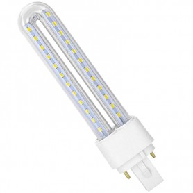 Lâmpada LED PLC 7W 6400K 700LM