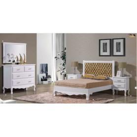 Full Bedroom D. João II upholstered (195x150)
