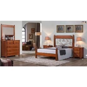 Full Bedroom set Valentino (195x150)