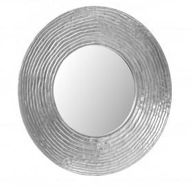 Espelho - Redondo prateado 108,5 x 108,5cm ref 96480