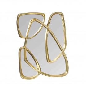 Espelho Dourado Multi 90x70 ref 96461