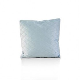 Almofada decorativa azul claro 45X45CM 18-027 Ref 6340