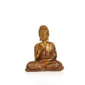 Buda decorativo dourado 20.3*10.7*23.5CM ZH96604 ref 7142