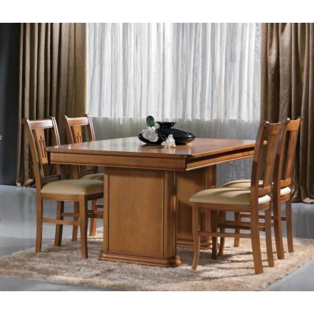 Mesa de sala VIP Recta Extensivel Ref.: 405A