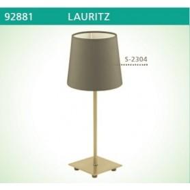 Candeeiro de Mesa LAURITZ ref 92881 Antracite
